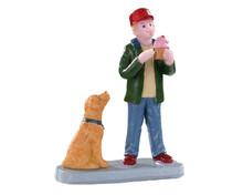 "02964 - ""Please Share"" - Lemax Figurines"