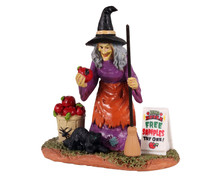 12010 - Free Samples - Lemax Spooky Town Figurines