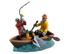 12012 - Dead in the Water - Lemax Spooky Town Figurines