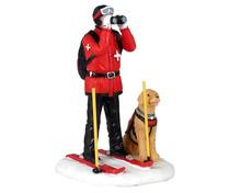 12028 - Ski Patrol - Lemax Figurines