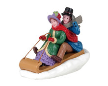 12033 - Victorian Toboggan Ride - Lemax Figurines