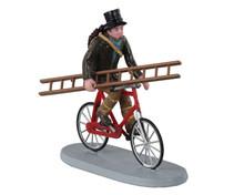 12035 - Travelling Chimney Sweep - Lemax Figurines