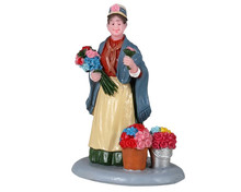 12041 - Flower Seller - Lemax Figurines