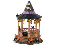 13553 - Witch Gazebo - Lemax Spooky Town Accessories