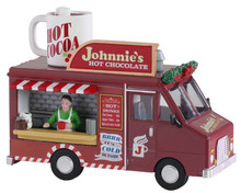 93442 - Johnnie's Hot Chocolate - Lemax Table Pieces