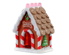 04767 - Dog House - Lemax Misc. Accessories