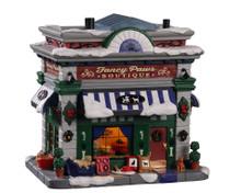 05651 - Fancy Paws Boutique - Lemax Caddington Village
