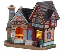 05694 - MJ's Gourmet Bakery - Lemax Caddington Village