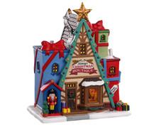 05696 - Nancy's Christmas Boutique - Lemax Caddington Village