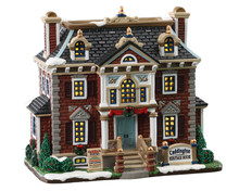 15763 - Heritage House - Lemax Caddington Village