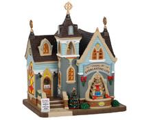 15776 - Chapel of Everlasting Life - Lemax Caddington Village