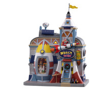15791 - Out of This World Toy Shop - Lemax Jukebox Junction