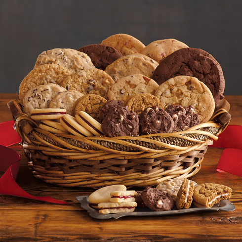 Deluxe Signature Cookie Basket