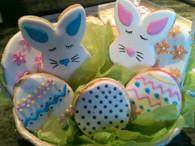 Seven Easter Cookies