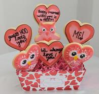 Owl Always Love You Basket