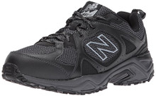 New Balance Men's 481V3 Cushioning Trail Running Shoe, Black