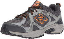 New Balance Men's 481V3 Cushioning Trail Running Shoe, Grey