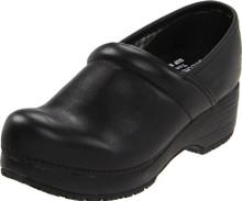 Skechers for Work Women's Clog, Black, 11 M US