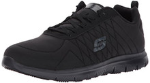 Skechers for Work Women's Ghenter Wide Work Shoe