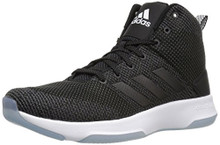 Adidas Neo Men's CF Executor Mid Basketball-Shoes, Black/White