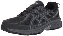 ASICS Men's Gel-Venture 6 Running Shoe, Black/Phantom