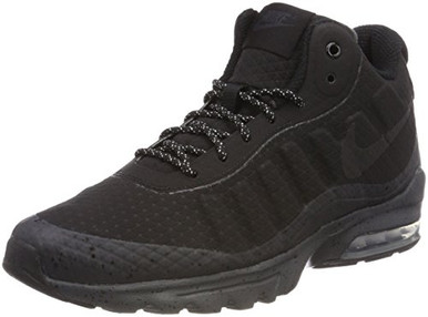 quality design 453d2 49d72 ... NIKE Mens Air Max Invigor Mid Athletic Boot Black Black Anthracite.  Image 1