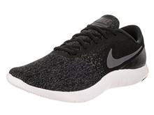 NIKE Men's Flex Contact Black/Dark Grey Anthracite Running Shoe