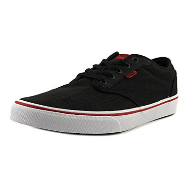 efd42aaa8c2352 Vans Atwood Women Black Skate Shoe - ShoeWebster.com