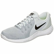 Women's Nike Lunar Apparent Running Shoe Pure Platinum/ Black
