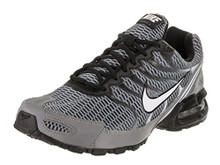 NIKE Mens Air Max Torch 4 Running Shoe  Cool Grey/White/Black