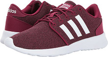 adidas Originals Women's Shoes | CF QT Racer Running, Mystery Ruby/White/Black
