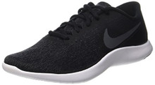 NIKE MENS NIKE FLEX CONTACT SHOES BLACK DARK GREY ANTHRACITE WHITE