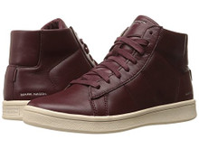 Mark Nason Los Angeles Women's Buckner Fashion Sneaker,Burgundy,9.5 M US