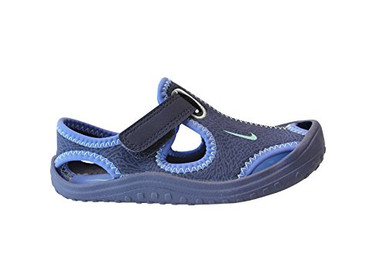 1f044f7cb5cc Nike Kids Sunray Protect Infant Toddler Binary Blue Still Blue Comet ...