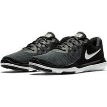 Women's Nike Flex Supreme TR 6 Training Shoe Size 9.5 Black/White/Anthracite