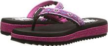 Skechers Kids Girl's Twinkle Toes: Twinkle Shine 10932L (Little Kid/Big Kid) Black/Hot Pink