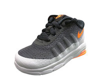 Nike Toddler Air Max Invigor Wolf Grey/Total Orange-Black (10c Toddler)