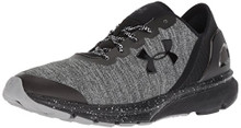 Under Armour Men's Charged Escape, Black (001)/Black