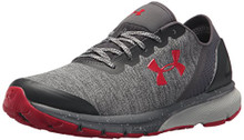 Under Armour Men's Charged Escape, Glacier Gray (102)/Rhino Gray