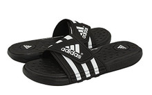 adidas Adissage Sc Black/White Sandals Na 12