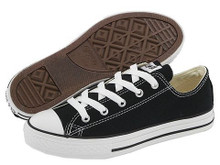 Converse Boys' Youths Chuck Taylor Allstar Ox Black