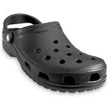 Crocs Adult Classic Clogs Black 8