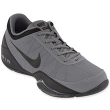 Nike Men's Air Ring Leader Low Dark Grey/Black 7 D - Medium