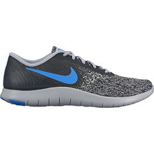NIKE Mens Flex Contact (12, Anthracite/Photo Blue-Wolf Grey)