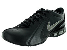 Nike Men's Reax Tr III Sl Black/Newsprint/Mtllc Silver Training Shoe 11 Men US