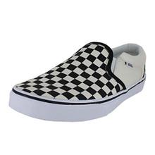 Vans Asher Low Men US 10 White Sneakers