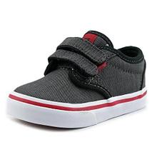 Vans Atwood (Textile) Black/Chili Pepper SZ 7.0 T Kids