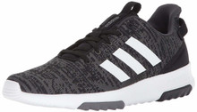 adidas Men's CF Racer TR, Core Black/White/Carbon, 9.5 M US