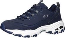Skechers Men's D'Lites Sneaker, Navy, 13 M US