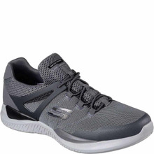 Skechers Men's Matrixx - Kingdon, Sneaker, Charcoal, 10 US M